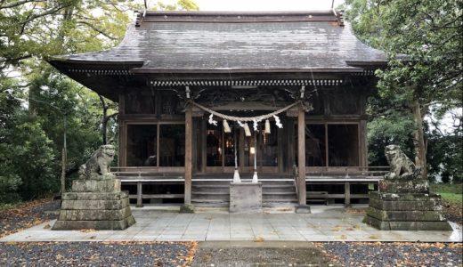 勝浦漁港の守神、岬の眺望が美しい「遠見岬神社」【千葉県】