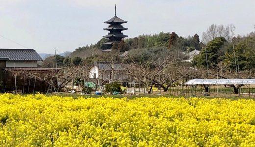 【岡山旅行】番外編・備中国分寺、桃太郎の鬼退治伝説の地