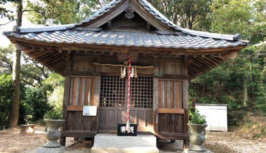 豊臣秀吉が陣を張った鎮守の森に囲まれた日吉神社【福岡県】