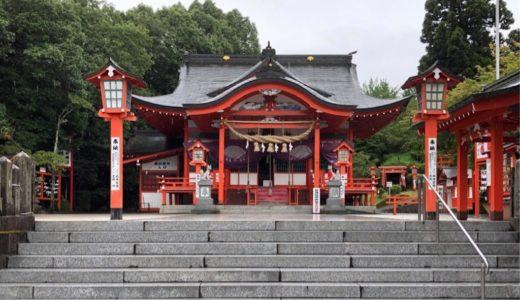 【大分県竹田市】狐と老婆の伝説がある「扇森稲荷神社」
