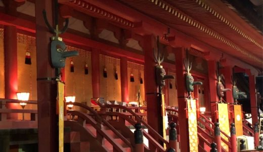 勝利の神様で有名な筥崎宮とパワースポットの湧出石【福岡県】