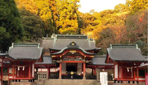 南九州屈指のパワースポット、朱塗りが美しい霧島神宮【鹿児島県】
