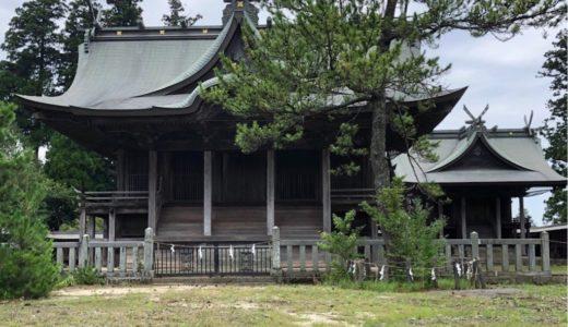 熊本地震後に見た貴重な阿蘇神社と見所ポイント3点