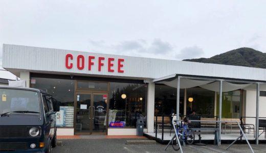 福岡県糸島のオシャレなカフェ「タリアコーヒー」(THARIA Coffee)