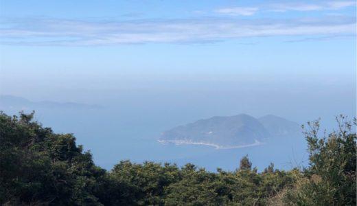 【福岡県宗像市】低山登山で山ご飯を楽しもう~♬宗像四塚連峰の1つ「湯川山」