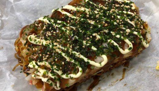 パリパリおこげの麺が絶品!広島風お好み焼きの作り方【メスティン】