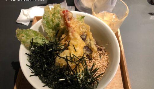 オシャレなダイニングバー「酢重正之 楽」歯応えのあるお蕎麦【東京都】