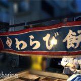 関東の移動販売車「わらび餅」屋さん